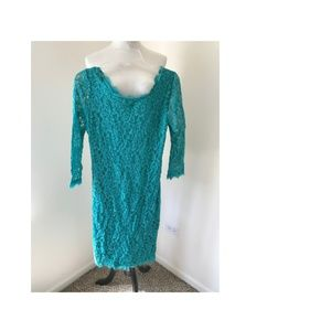 Diane von Furstenberg ZARITA LONG lace dress New